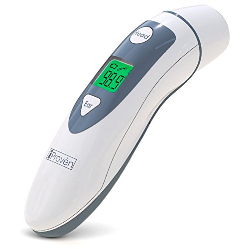 authentic fda approved professional thermometer iproven dmt-489,ear thermometer,unmatched performance,revolutionized technology,video review,(VIDEO Review) Medical Forehead and Ear Thermometer - the Authentic FDA Approved Professional Thermometer iProven DMT-489 - Unmatched Performance with Revolutionized Technology (2016),