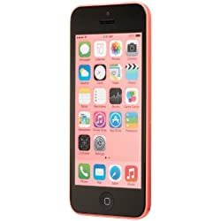 Apple iPhone 5C Pink 8GB Unlocked GSM Smartphone (Certified Refurbished)