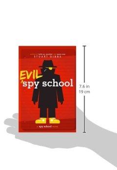 Livres Couvertures de Evil Spy School