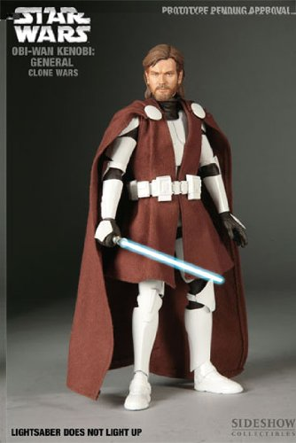 Sideshow Collectibles Obi-Wan Figurine