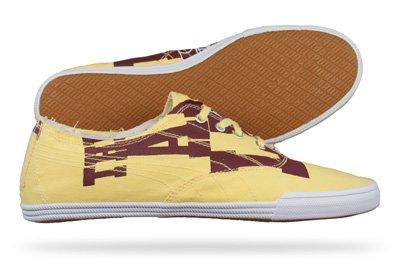 New Puma Tekkies Graphic Mens Schuhe Sneaker - Yellow - SIZE EU 45