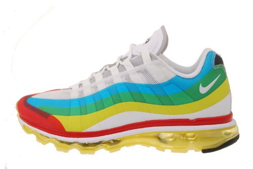 Buy Nike Air Max 95 (+) BB WTM Mens Running Shoes 532305-116 White 10 M US