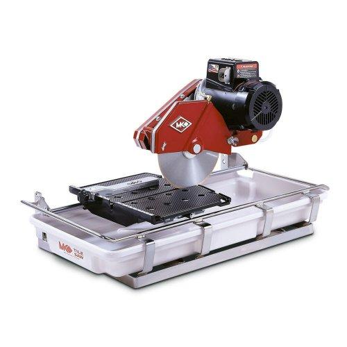 mk diamond 158189 mk 100 1 1 2 horsepower 10 inch wet tile saw pinto castrova