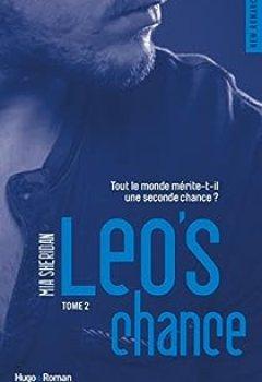 Livres Couvertures de Leo, Tome 2 : Leo's Chance