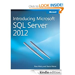 Introduction to Microsoft SQL Server 2012