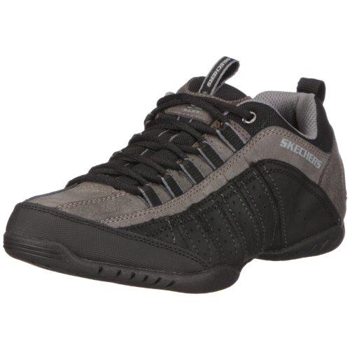 Skechers Seven Sete 51005 BKCC, Herren Sneaker, Schwarz (BKCC), EU 43
