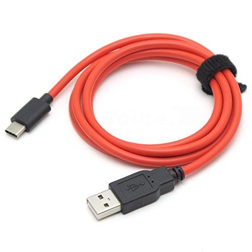 ルートアール 高速充電/USB2.0対応 USB Type-Cケーブル 1.2m RC-HCAC12R