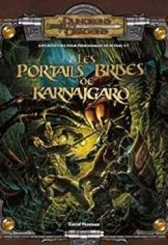 Les Portails Brisés De Karnajgard