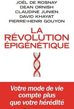 Livres Couvertures de La Révolution épigénétique