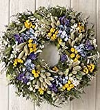 Blue Bonnet Wreath