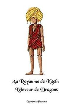 Livres Couvertures de Au Royaume De Kitoln : L'éleveur De Dragons