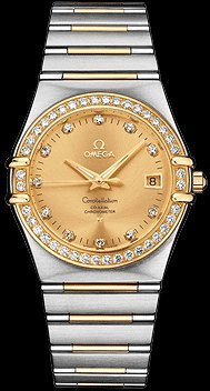 Omega Constellation 160 Years 111.25.36.20.58.001
