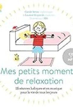 Livres Couvertures de Relax Sessions   Mes Petites Moments De Relaxation