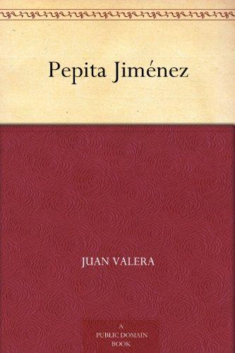 Pepita Jiménez (Spanish Edition)