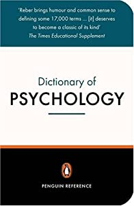 "Cover of ""The Penguin Dictionary of Psych..."