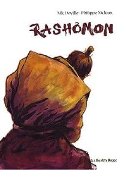 Livres Couvertures de Rashômon