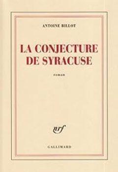 Livres Couvertures de La Conjecture De Syracuse