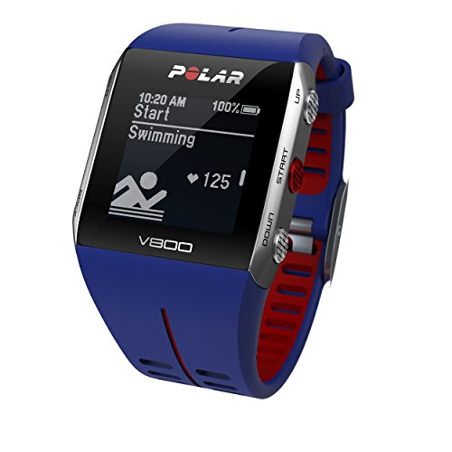 Polar V800 GPS Sports Watch w/ Activity Tracker & Heart Rate Monitor