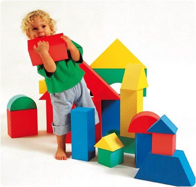 Giant Foam Blocks - 32 Giant Blocks