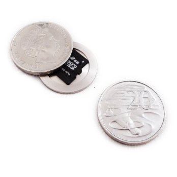 Micro-SD-Card-Covert-Spy-Coin-Secret-Compartment-Many-CountriesDenominations