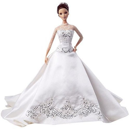 Reem Acra® Bride Barbie® Doll