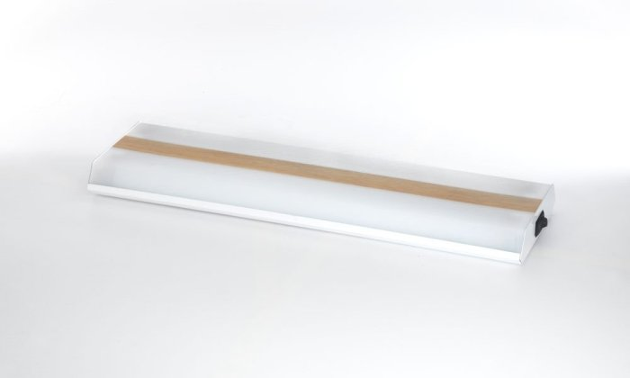 Amazon.com : Thin-Lite (DIST-LED116P) 15 Watt Surface Mount LED Light Our bus conversion came with a couple of Thin-Lite Fluorescent fixtures with the wood trim. These LED fixtures are drop in replacements.