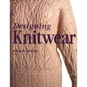 Designing Knitwear [Paperback] [1998] Deborah Newton
