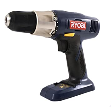 "Ryobi P205 18 Volt 3/8"" Drill/driver (Drill only, battery and charger not included)"