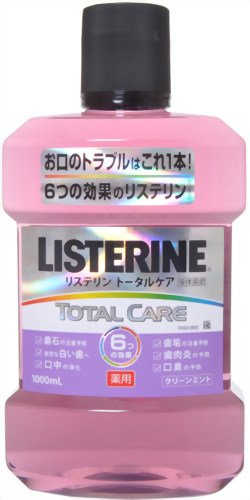 リステリン トータルケア 1000ml