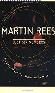"Cover of ""Just Six Numbers: The Deep Forc..."