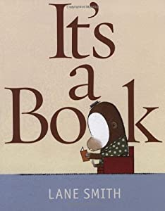 "Cover of ""It's a Book"""
