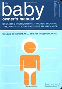 "Cover of ""The Baby Owner's Manual: Operat..."