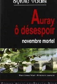 Livres Couvertures de Auray O Désespoir