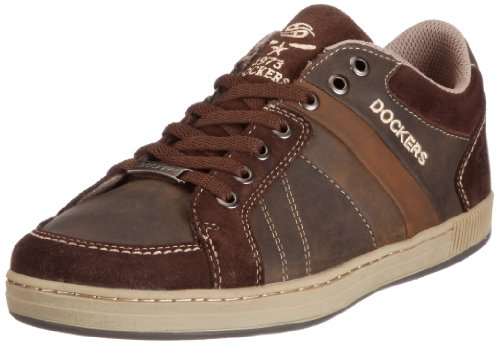 Dockers 292300-338867, Herren Sneaker, Braun (cafe 867), EU 44