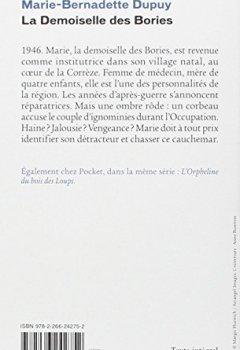 Livres Couvertures de La Demoiselle des Bories