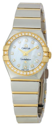 Omega Constellation Polished Quartz 123.25.24.60.55.007