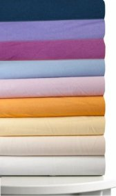 Magnolia Organics Fitted Crib Sheet - Standard, Natural