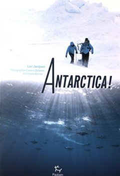 Livres Couvertures de Antarctica !