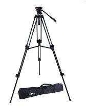 ePhoto-Thor-DVK-2803A-Head-Duty-Fluid-Head-Video-DSLR-Camera-Tripod-Kit