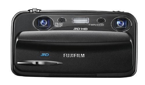 FUJIFILM 3Dデジタルカメラ FinePix REAL 3D W3 FX-3D W3 1000万画素 光学3倍ズームX2 3.5インチワイド3D液晶 3DHD動画