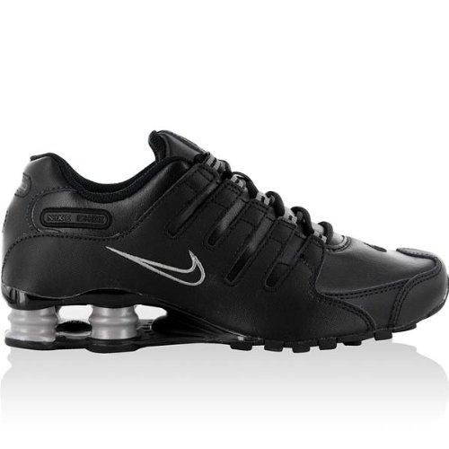 Nike Shox NZ EU Women Schuhe black-metallic pewter - 40,5
