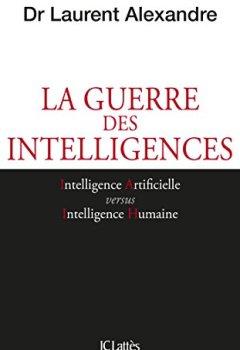 Livres Couvertures de La guerre des intelligences