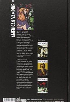 Livres Couvertures de American Vampire tome 1