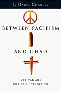 """Cover of """"Between Pacifism And Jihad: Jus..."""