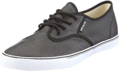 GRAVIS SLYMZ WAX MNS 259240, Herren Sneaker, Schwarz (BLACK 001), EU 44 (US 10)