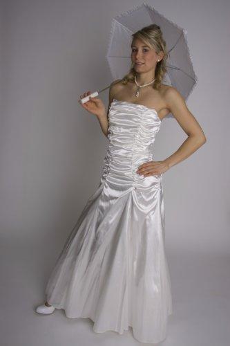2002 Abendkleid lang, schulterfrei