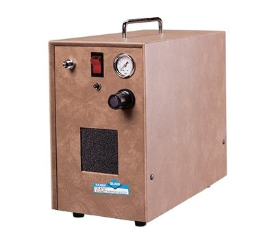 Bunn BA 400A Silent Air Compressor, 1EA