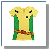 Rogue Juniors Costume T-Shirt- Medium
