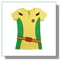 Rogue Juniors Costume T-Shirt- Medium