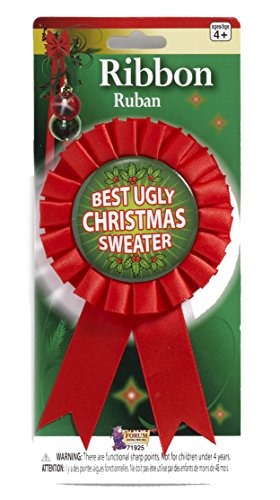Ugly Christmas Sweater Award 71925